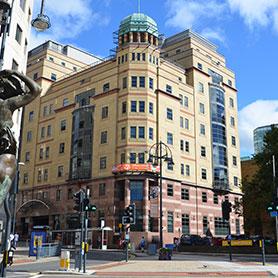 City Centre Commercial Asset Management