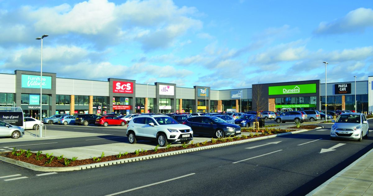 Retail Park Investment Finance